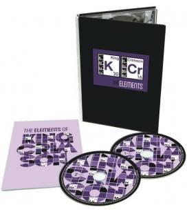 The Elements Tour Box 2016-2 CD