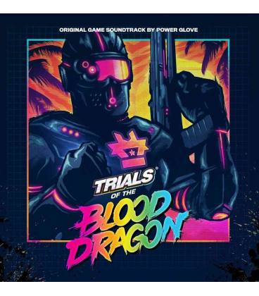 Trials Of The Blood Dragon Original Game Soundtrack-1 CD