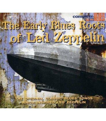 The Early Blues Roots Of Led Zeppelin-1 CD