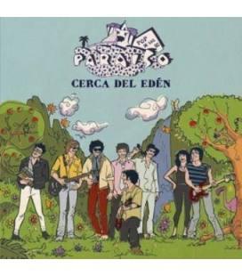 Cerca Del Eden-1 LIBRO+1 LP+3 CD