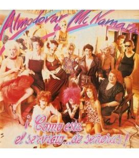 ¡Como Está El Servicio...De Señoras!-1 LIBRO+2 LP+ 1 CD