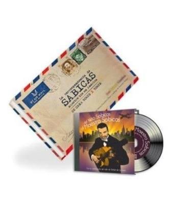 Del Niño Sabicas Al Maestro Sabicas-1 LIBRO+1 CD