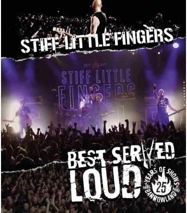 Best Served Loud (Reissue 2017)-1 BLU-RAY