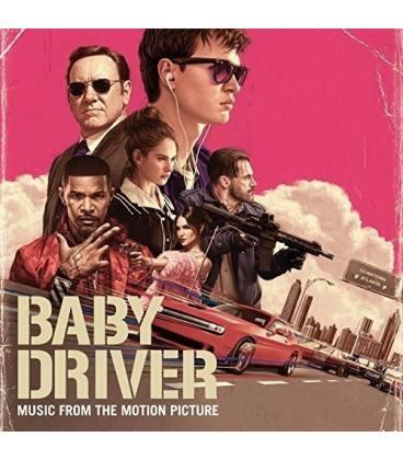 B.S.O Baby Driver-2 CD