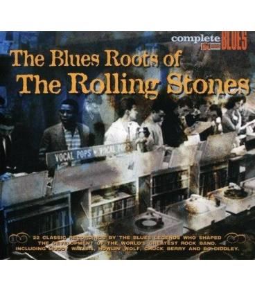 The Roots Of Rolling Stones-1 CD