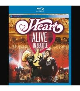 Alive in Seattle-1 BLU-RAY