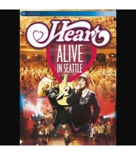 Alive in Seattle-1 DVD
