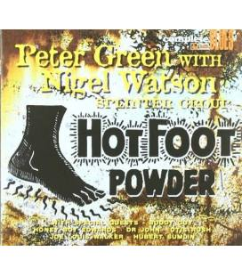 Hotfoot Powder-1 CD