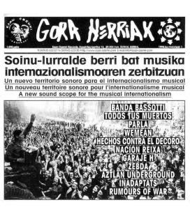 Gora Herriak 95-98-1 CD