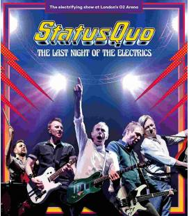 The Last Night Of The Electrics-1 BLU-RAY