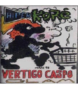 Vertigo Caspo Glam (CASSETTE)