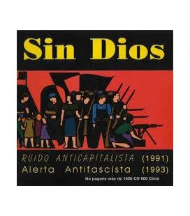 Alerta Antifascista + Ruido Anticapitalista (1 CASSETTE)