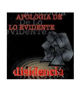 Apologia De Lo Evidente (1 CASSETTE)
