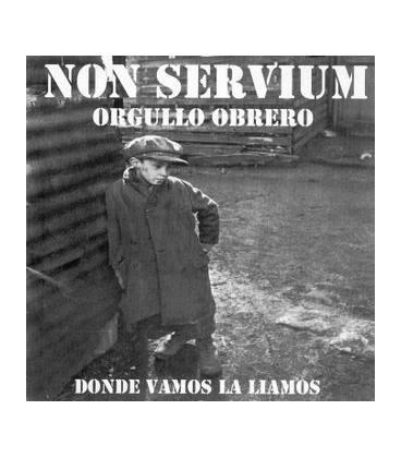 Orgullo Obrero (1 CD)
