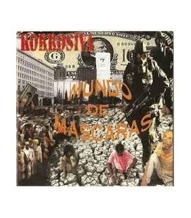 Mundo De Mascaras (1 CD)
