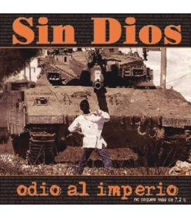 Odio Al Imperio (1 CD)