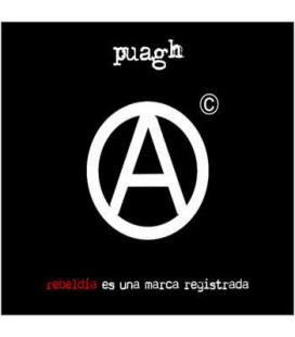 Rebeldía Es Una Marca Registrada (1 CD)