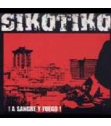 A Sangre Y Fuego (1 CD)