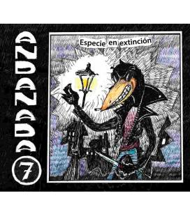 Especie En Extincion Digipack (1 CD)