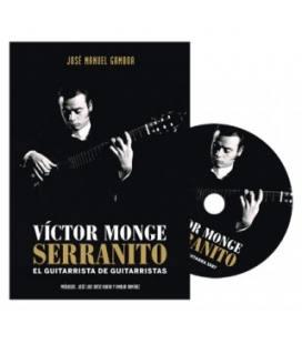 El Guitarrista De Guitarristas-Jose Manuel Gamboa (Libro+Dvd)