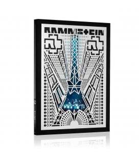 Rammstein. Paris-2 CD+1 DVD