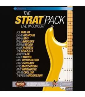 The Strat Pack Live - The 50th Anniversary Of The Fender Stratocaster Live At Wembley Arena-1 DVD