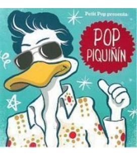 Petit Pop Presenta Pop Piquiñin-1 CD