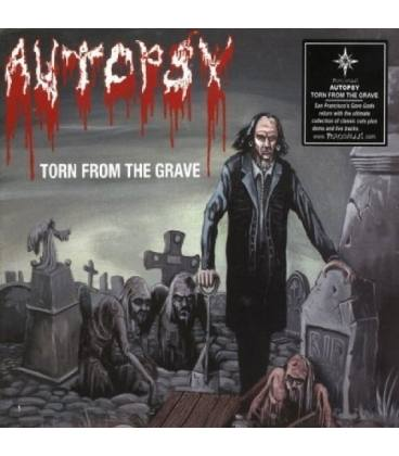 Torn From The Grave-1 CD