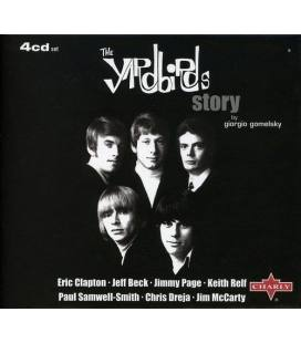 Yardbirds Story - 4 CD