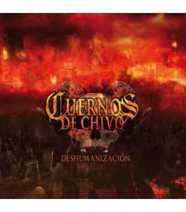 Deshumanización - 1 CD