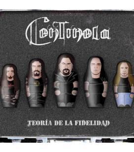Teoría De La Fidelidad - 1 CD