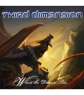 Where The Dragon Lies - 1 CD