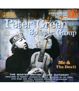 Me & The Devil-3 CD