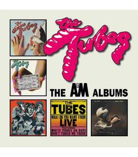 The A&M Albums (Box Set 5 CD)
