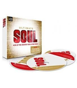 Ultimate... Soul-4 CD
