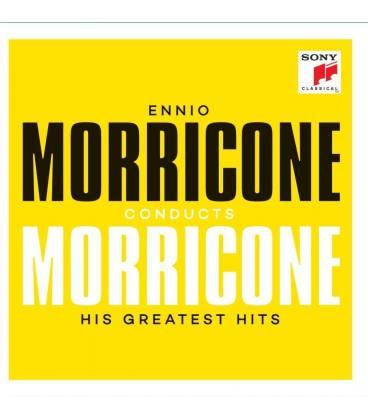 Ennio Morricone Conducts Ennio Morricone-1 CD
