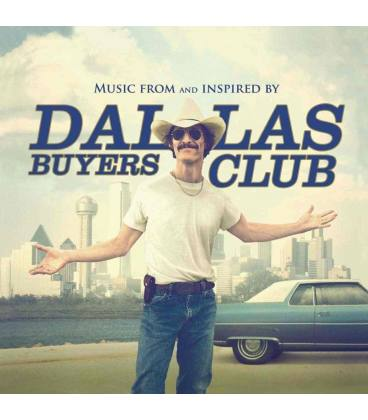 Dallas Buyers Club (Music From And Inspired By The Motion Picture)-1 CD