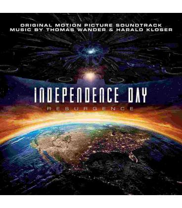 IndEPendence Day: Resurgence (Original Motion Picture Soundtrack)-1 CD