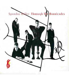 Through The Barricades-1 CD+1 DVD