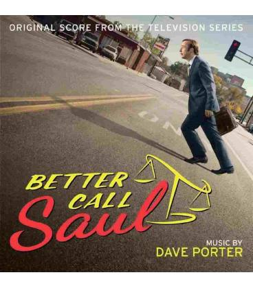 Better Call Saul (Original Score From The Television Series)-1 CD