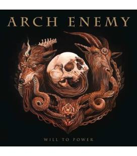 Will To Power-1 CD