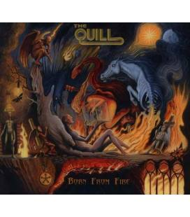 Born From Fire-1 CD