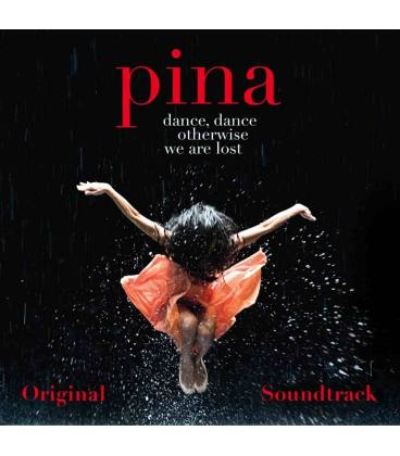 Banda Sonora Pina (Wim Wenders)-1 CD