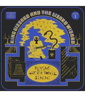 Flying Microtonal Banana-1 CD