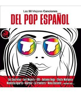 Las 50 Mejores Canciones del Pop Español-3 CD