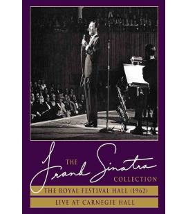 The Royal Festival Hall + Live At Carnegie Hall-1 DVD