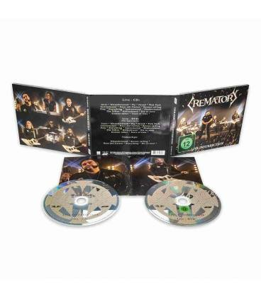 Live Insurrection-1 CD+1 DVD
