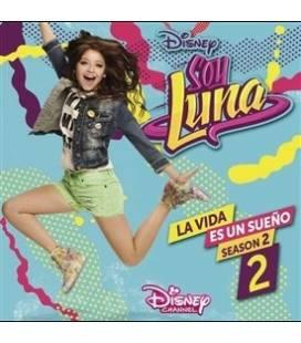 Soy Luna - La vida es un sueño 2-1 CD