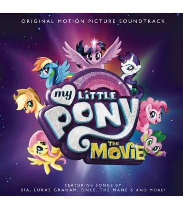 B.S.O. My Little Pony: The Movie-1 CD