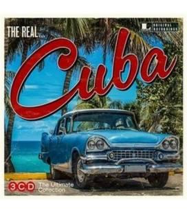 The Real Cuba-3 CD